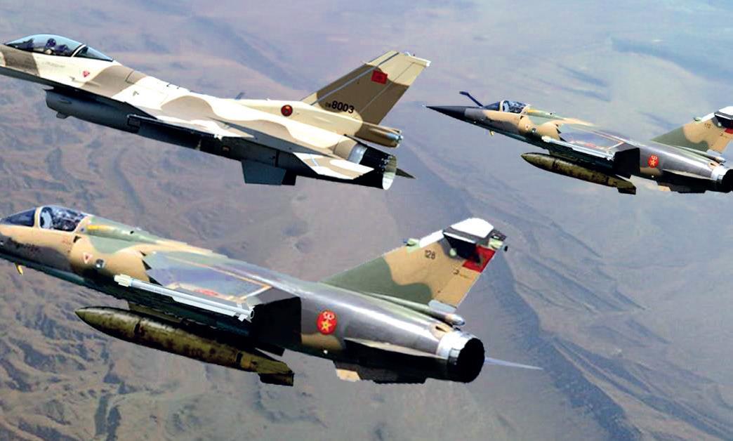 Les nouveaux drones marocains seront déployés à Nador