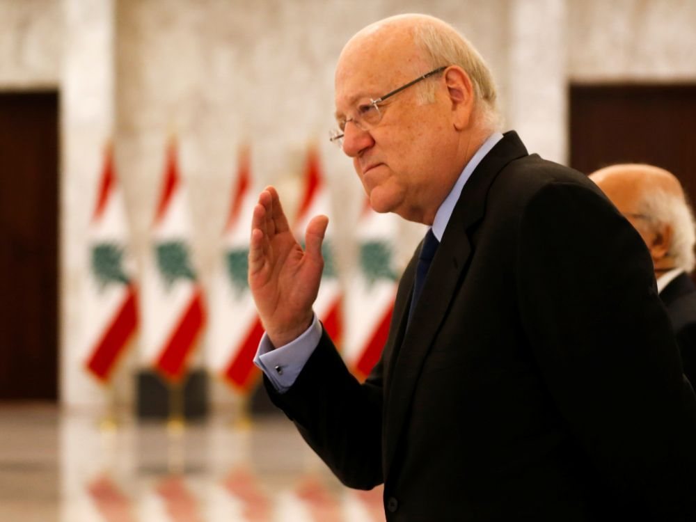 Liban : Najib Mikati, de nouveau Premier ministre
