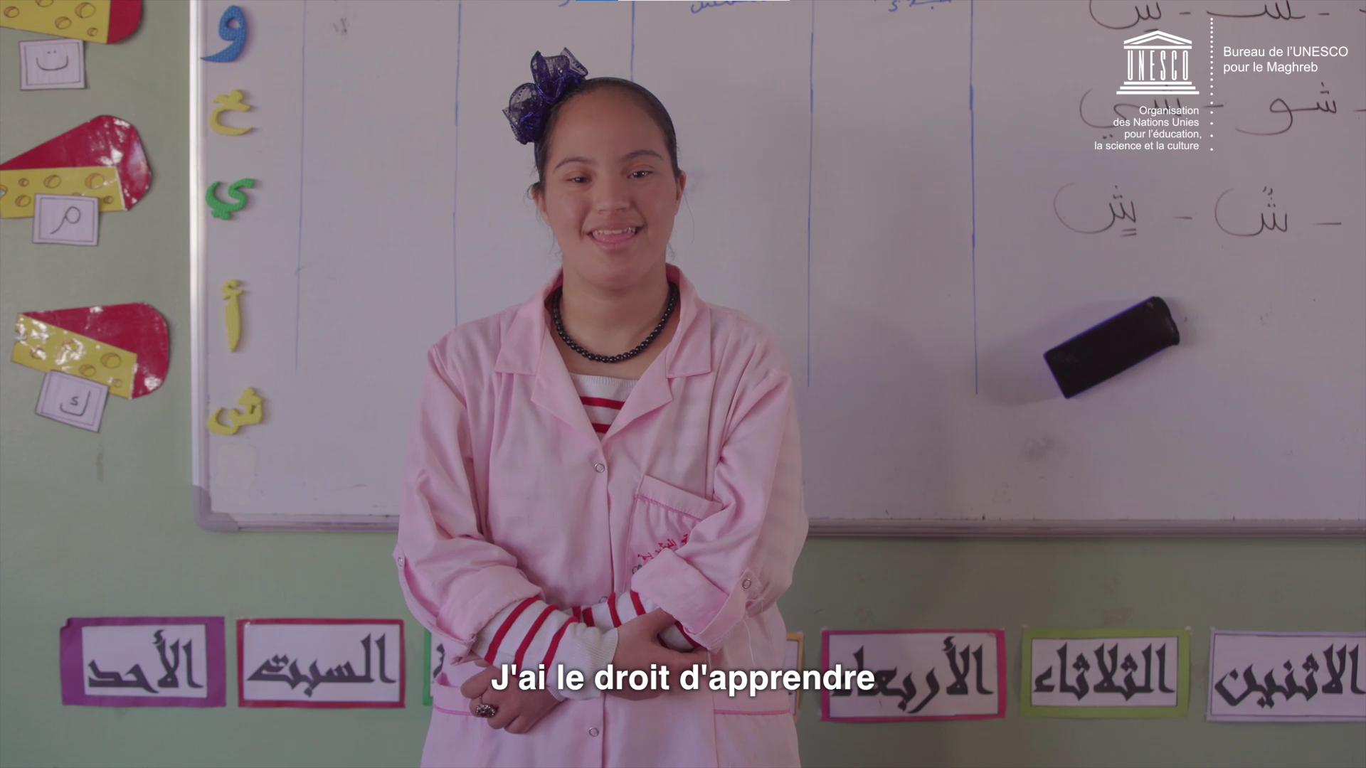 Unesco : peut-on changer les perceptions des marocains à propos du handicap ?