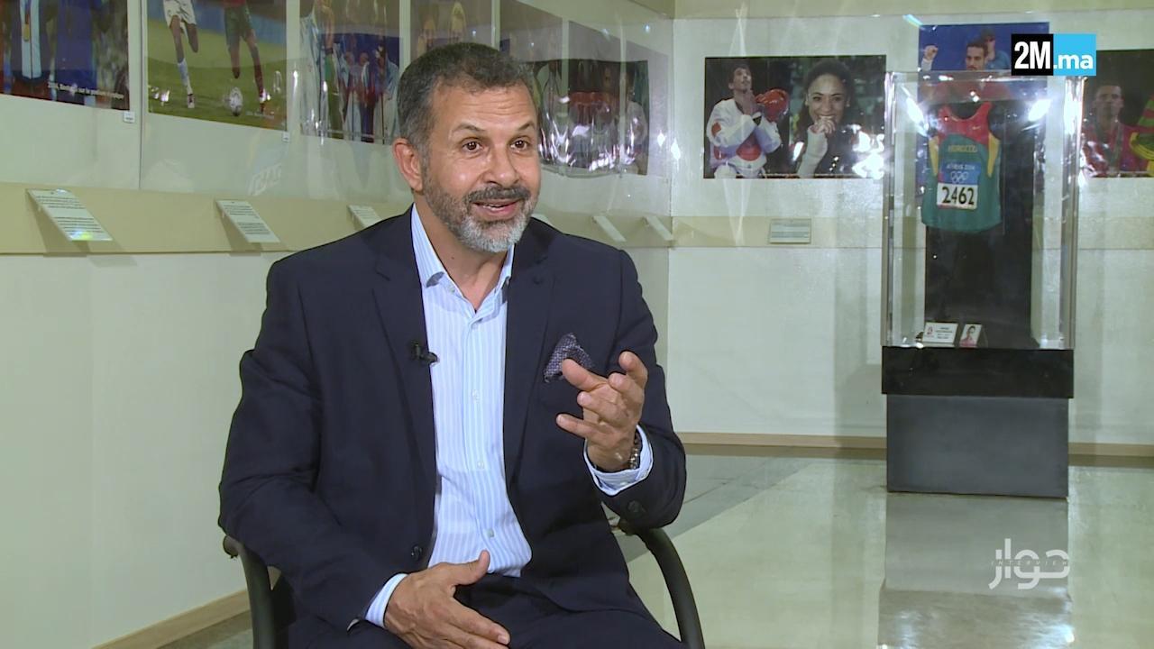 Hassan Fekkak, directeur technique du CNOM