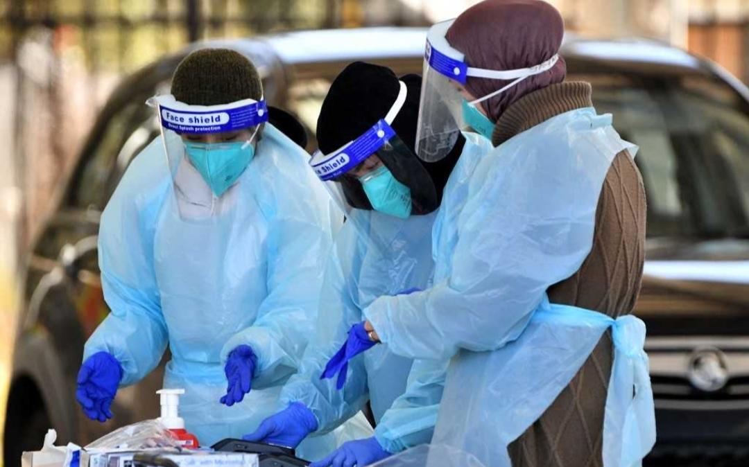 OMS : Quatrième vague pandémique dans 15 pays s'étendant du Maroc au Pakistan