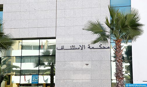 Installation du nouveau premier président de la Cour d'appel de Rabat