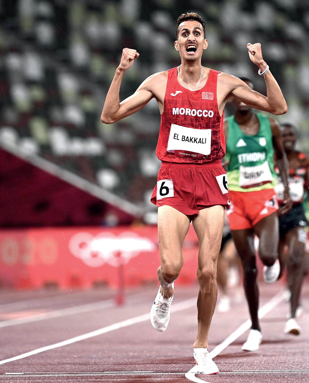 JO-2020 / 3000 m steeple : Soufiane El Bakkali, un champion en or