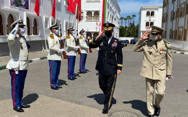 Maroc / USA : La coopération militaire prend son rythme de croisière