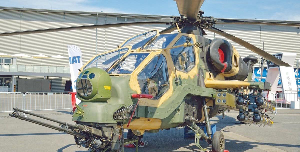 Armement : Le Maroc s'apprête à acquérir 22 hélicoptères d'attaque turcs