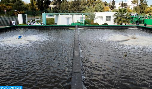L'ONEE renforce la production d'eau potable de la ville de Boufekrane