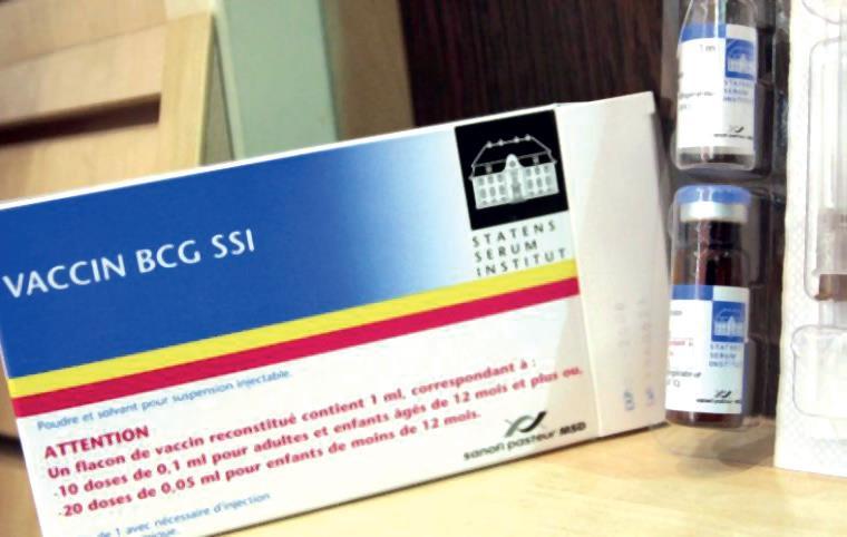 BCG et tuberculose : Centenaire du doyen des vaccins encore d'actualité