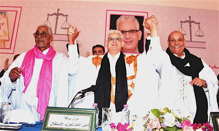 Élections des chambres professionnelles : L'Istiqlal domine la région de Laâyoune-Sakia El Hamra