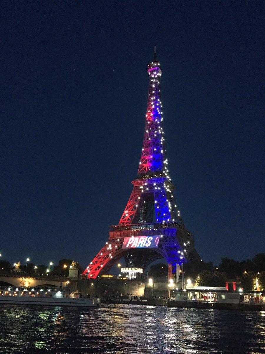 Le PSG présentera Messi, mardi prochain, devant la Tour Eiffel