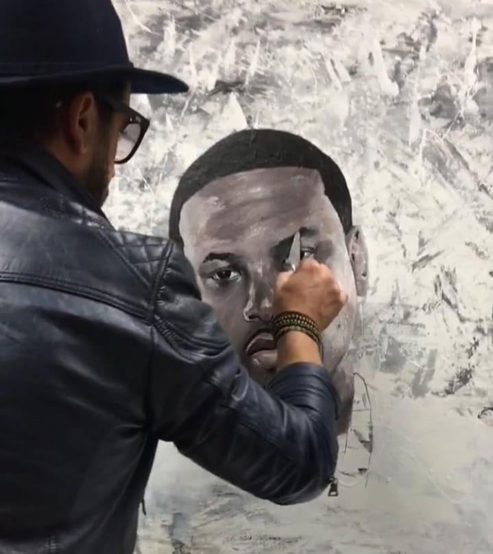 [ Interview avec Younes El Jay, dessinateur et sculpteur ] Chaque artiste a sa propre mission sacrée