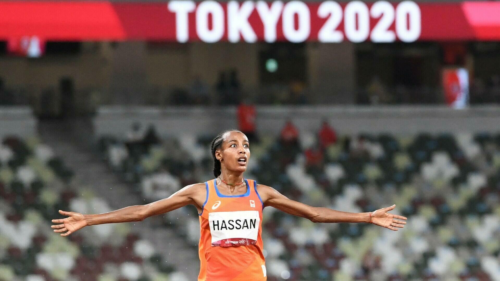 JO-Athlétisme :  Sifan Hassan, l'Ethiopienne qui offre 3 médailles aux Pays-Bas (2 en or et 1 en bronze) !