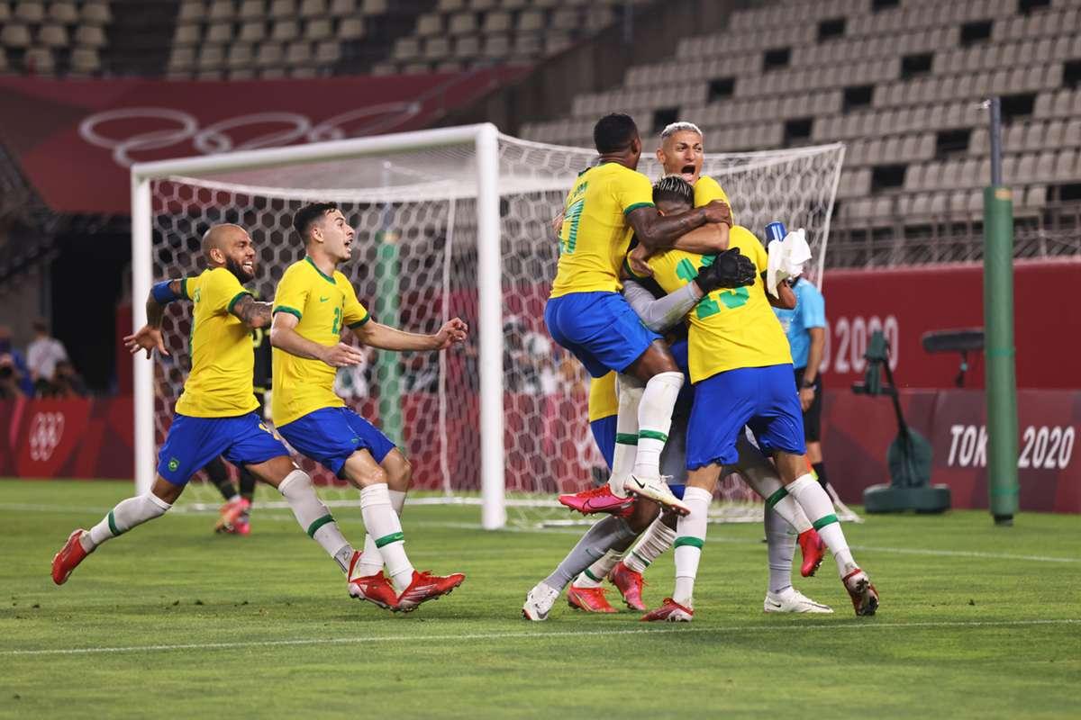 JO- Foot : Les Brésiliens en or, les Espagnols en argent (2-1) !