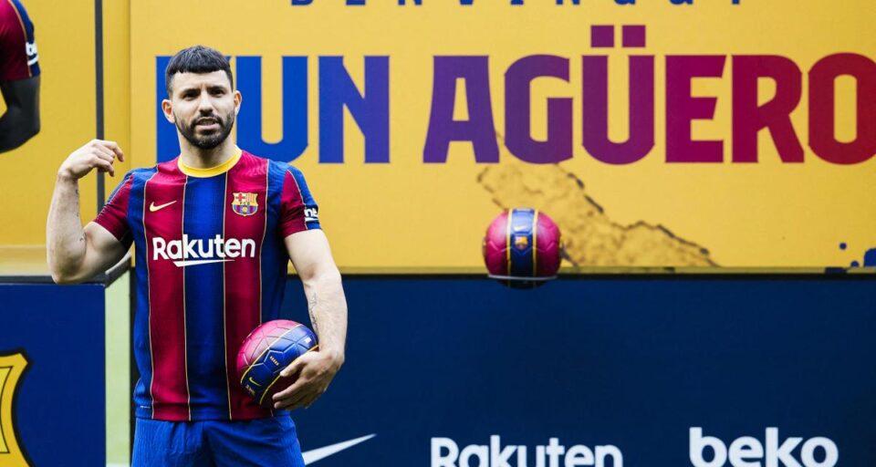 Sergio Aguero : Orphelin de Messi, blessé et absent 2 mois !