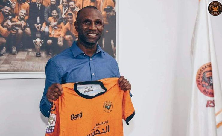 Florent Ibenge, coach de la RSB, démissionne !