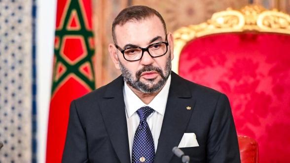 SM le Roi tend la main à l'Algérie pour combattre les incendies de forêts