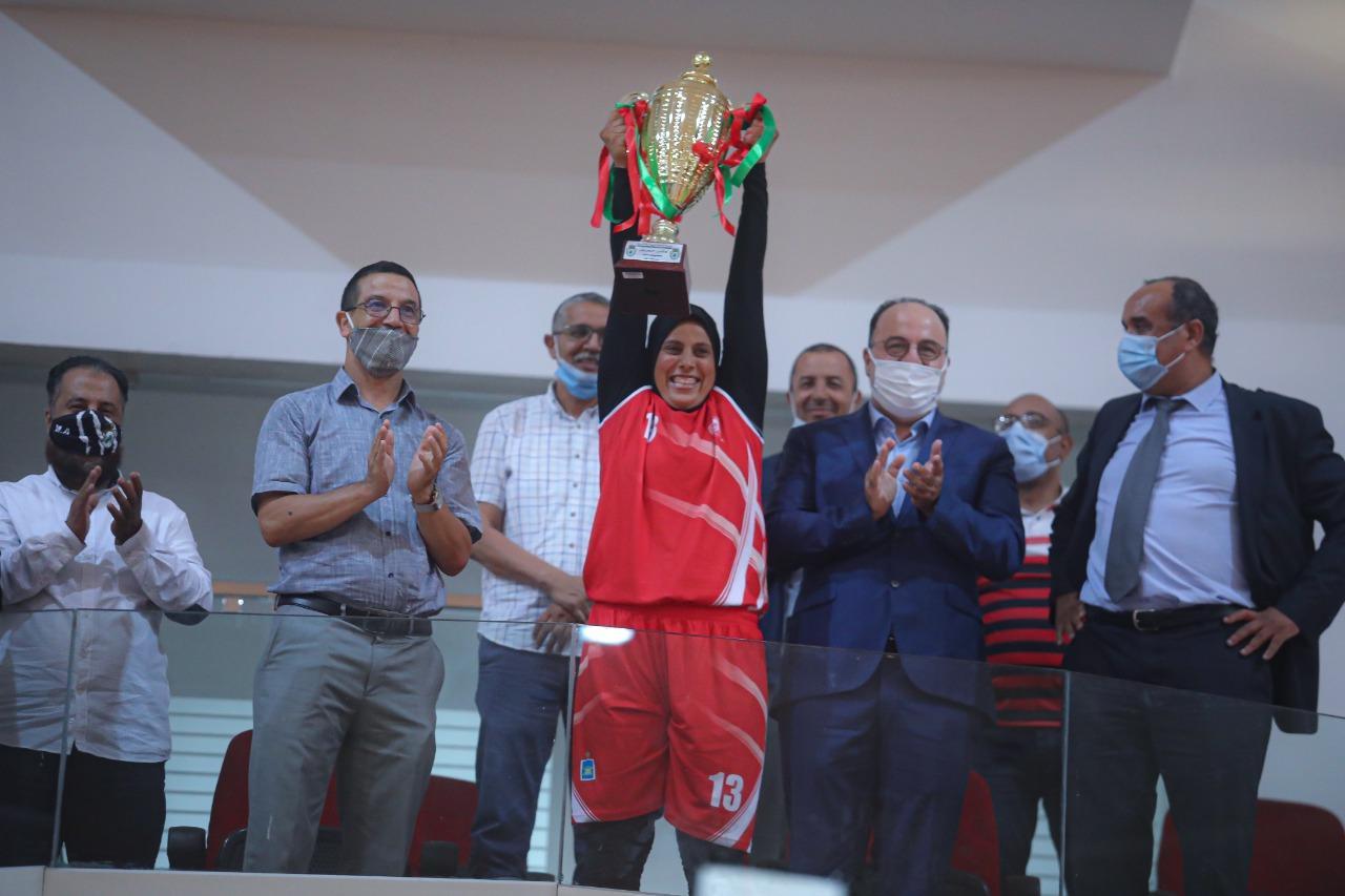 Basket-ball / Coupe du Trône:  Le Kawkab Marrakech « Dames » remporte le titre