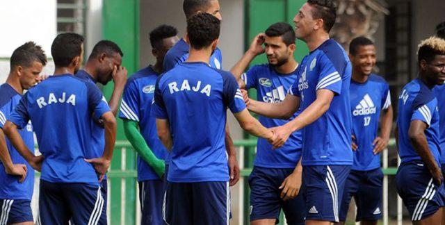 Raja : Les  joueurs grévistes ont repris les entrainements