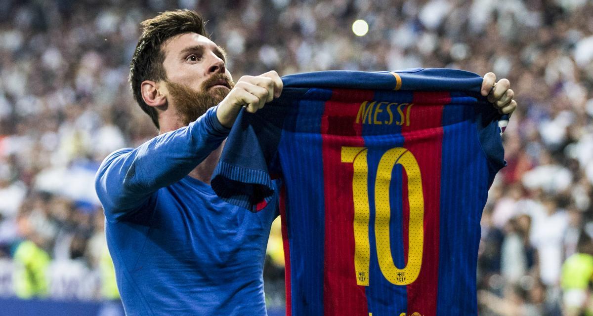 Barça : Maillot de Messi, une perte allant de 20 à 30 millions d'euros !