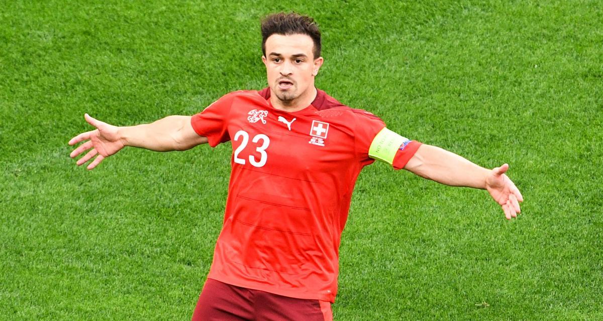 Shaqiri : Possible transfert de Liverpool à l'Olympique lyonnais