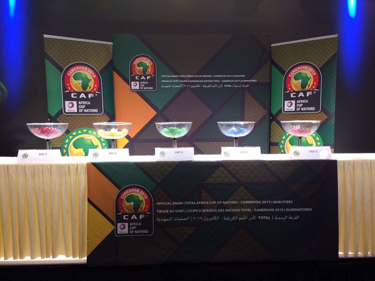 CAN / Tirage des groupes : Le Maroc placé dans le Pot 1