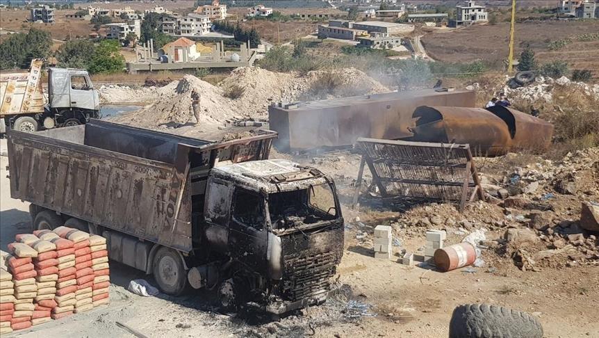 Explosion d'un camion-citerne au Liban: au moins 28 morts