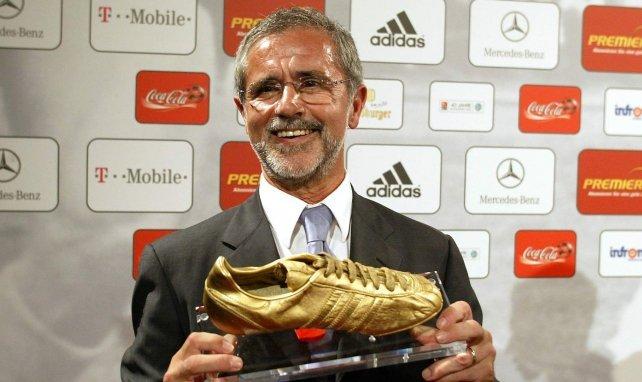 Gerd Müller, légende du foot allemand, tire sa révérence à l'âge de 75 ans