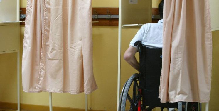 Elections 2021 : le CNDH se mobilise pour la participation des personnes en situation de handicap