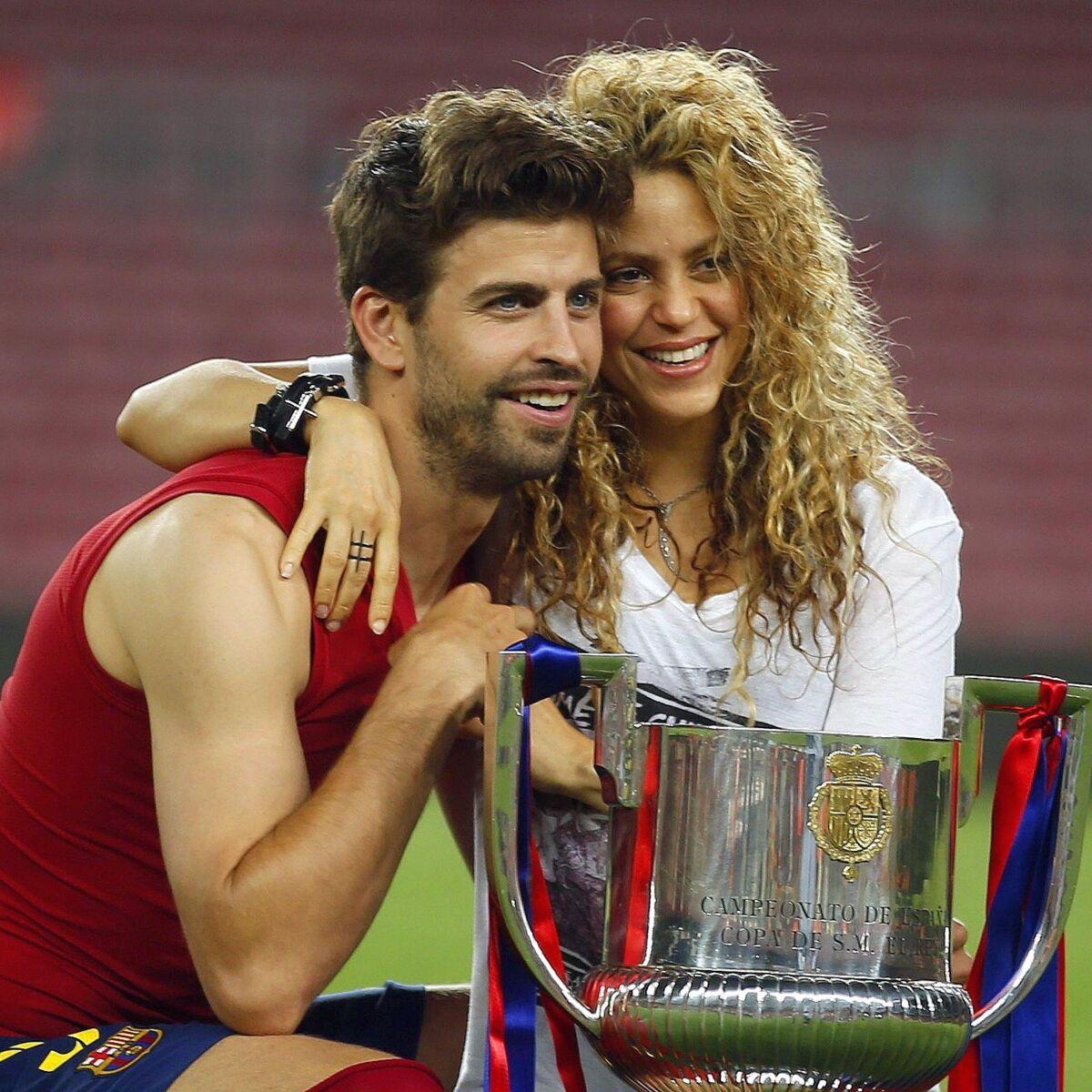 Barça : Shakira est fière de son compagnon et époux !