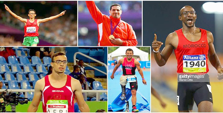 Paralympiques marocains: Ces gladiateurs des temps modernes, une belle leçon de persévérance, de ténacité et de vie !