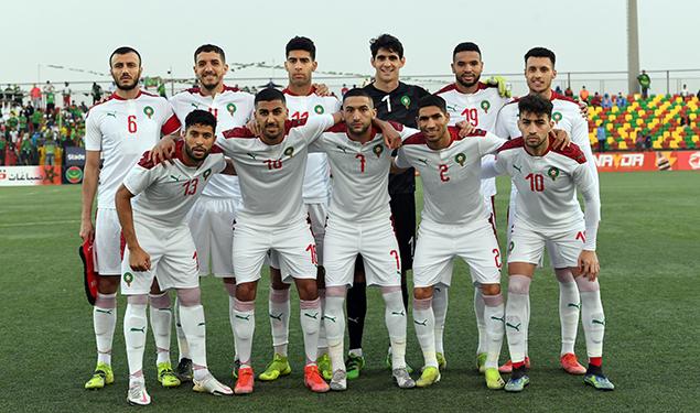 Coupe du monde au Qatar 2022 : La sélection nationale en stage de préparation