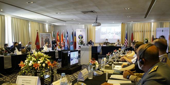 """Les FAR et AFRICOM co-organisent au Maroc le """"Africa Endeavor 2021"""""""