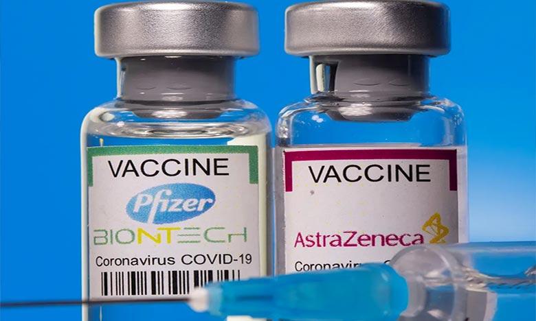 Des lots d'Astrazeneca, Pfizer et Sinopharm attendus la semaine prochaine