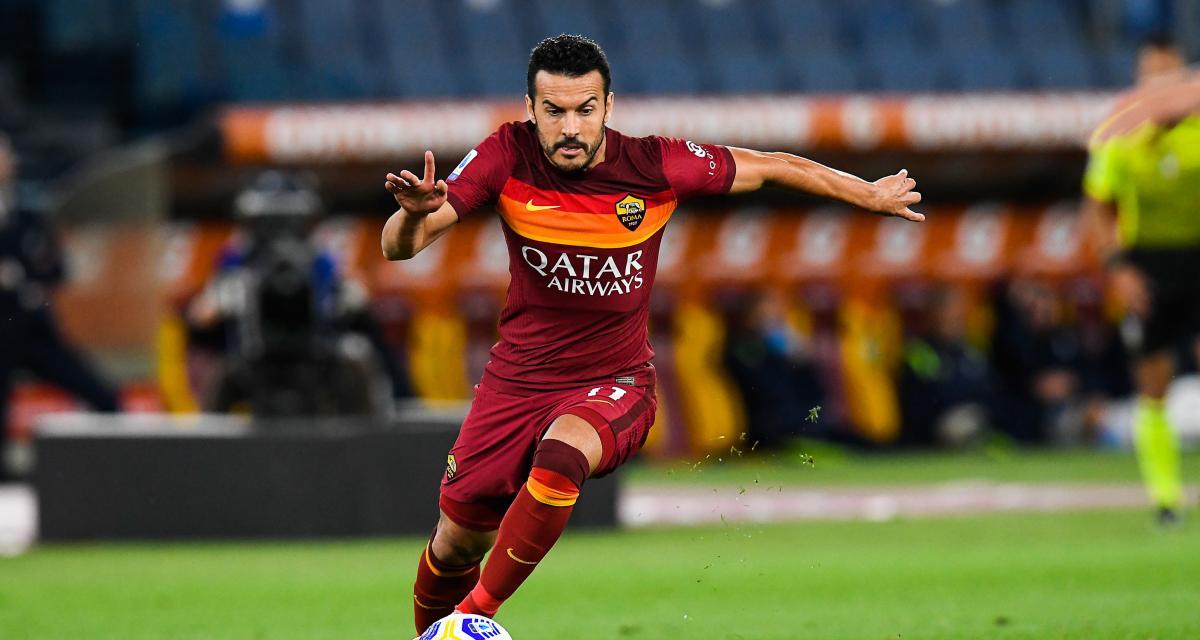 Pedro rejoint officiellement la Lazio
