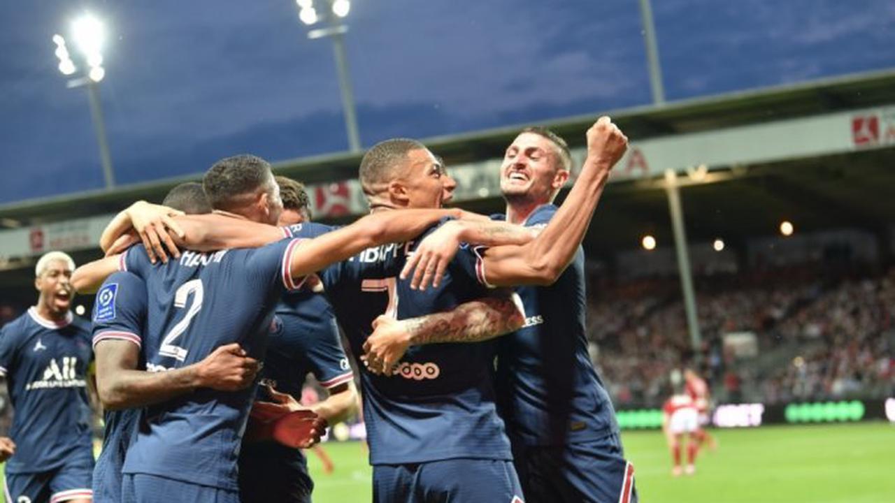 Ligue 1 : 3ème victoire consécutive du PSG sans Messi ni Neymar !