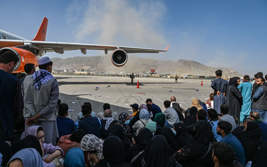 Afghanistan : Chaos mortel à l'aéroport de Kaboul