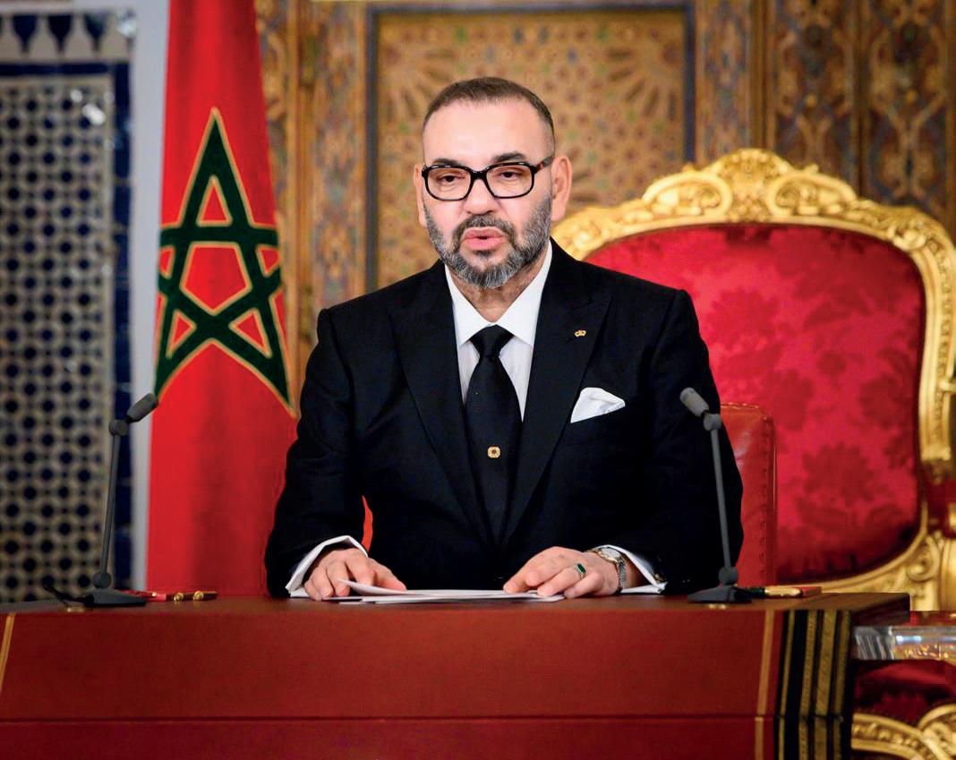 Discours Royal : Le Royaume résolu à maintenir le cap, malgré les pressions externes