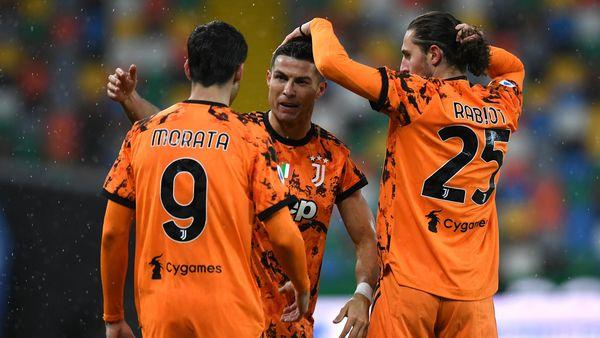 Serie A / Journée 1 : La remontada d'Udinese face à la Juve (2-2)