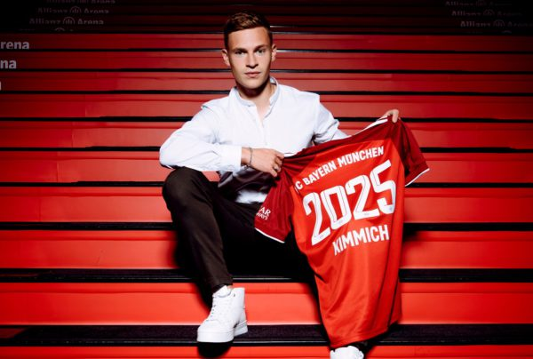 Bayern : Kimmich prolonge jusqu'à juin 2025
