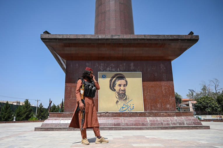 Afghanistan : La résistance du Panchir se prépare au combat