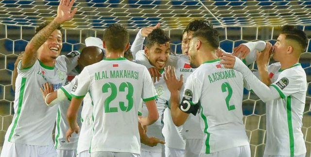 Deux amendes infligées au Raja après la cérémonie de la finale de la Coupe de la CAF