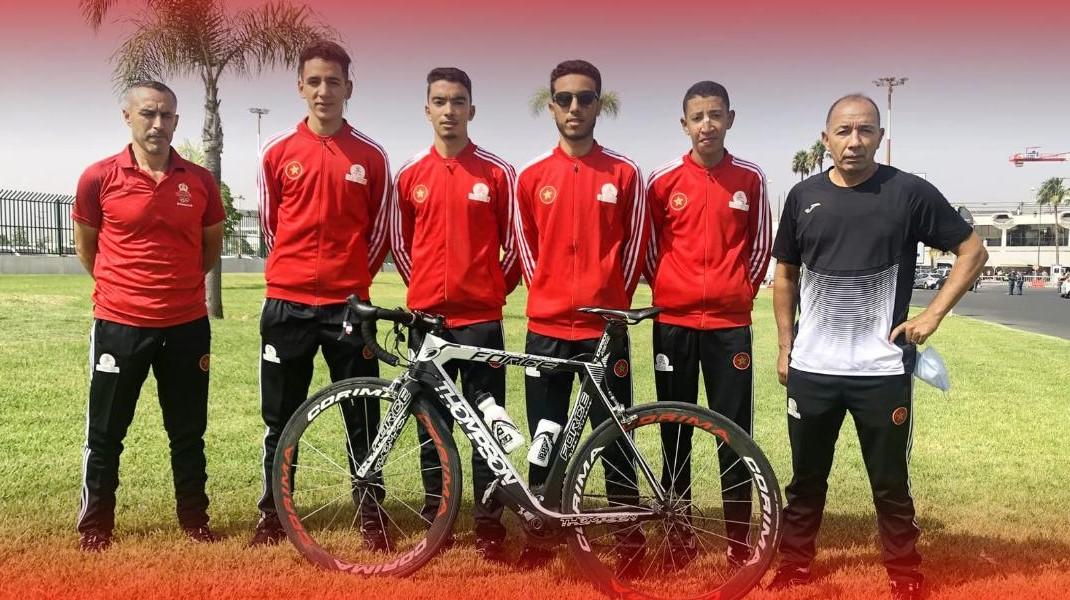Cyclisme : Le Maroc prend part aux championnats du monde junior