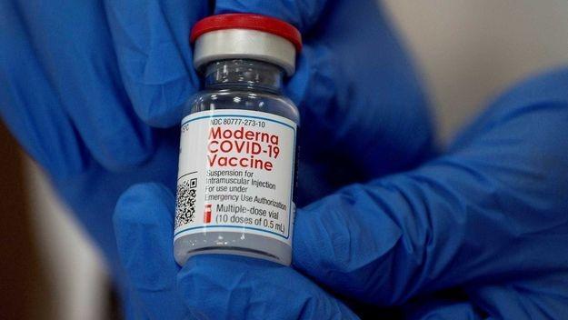 Covid-19 : Le Japon suspend 1,6 million de doses de Moderna