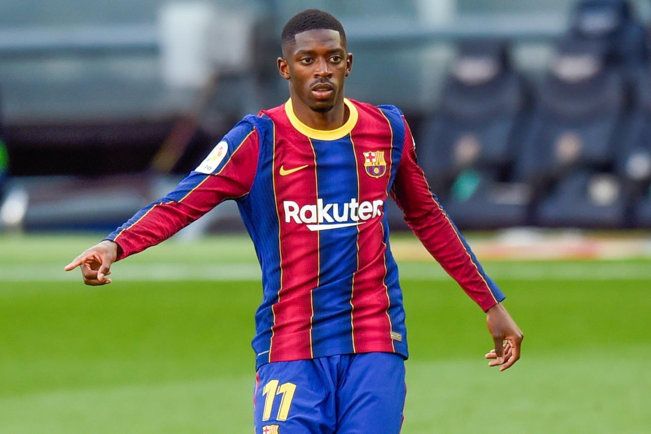 Barça : Dembélé prolongerait jusqu'à 2025