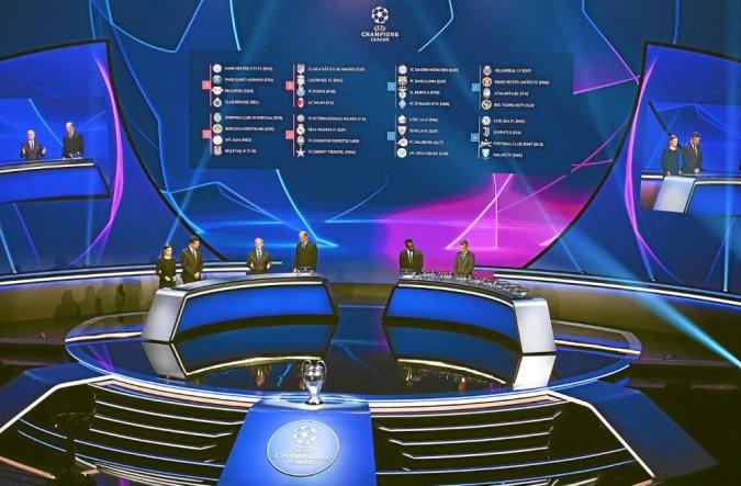 Ligue des champions : Le PSG dans le groupe de la mort