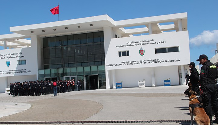 Port Tanger Med: Saisie de 30410 unités de tests rapides de Covid19