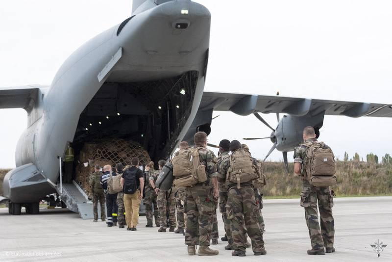 Afghanistan: La France, Le Royaume-Uni et l'Italie annoncent la fin de leurs opérations d'évacuation