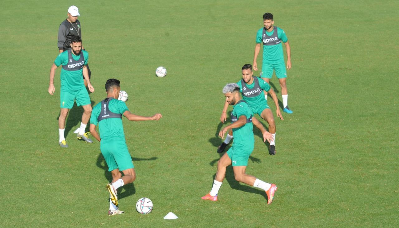 Coupe arabes des nations (FIFA) : L'équipe nationale « B » en stage de préparation à Maâmoura