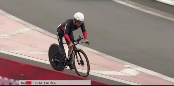 Jeux paralympiques: Le cycliste Mohamed Lahna classé 10ème