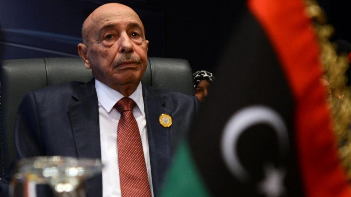 Après la réunion d'Alger, le Maroc accueille le président du Parlement libyen