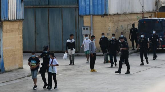 Sebta: 5 Instituts pour l'enseignement des mineurs marocains